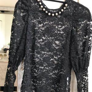 😍2/40$😍Zara gorgeous lace blouse
